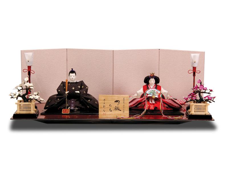 京十一番 親王飾り