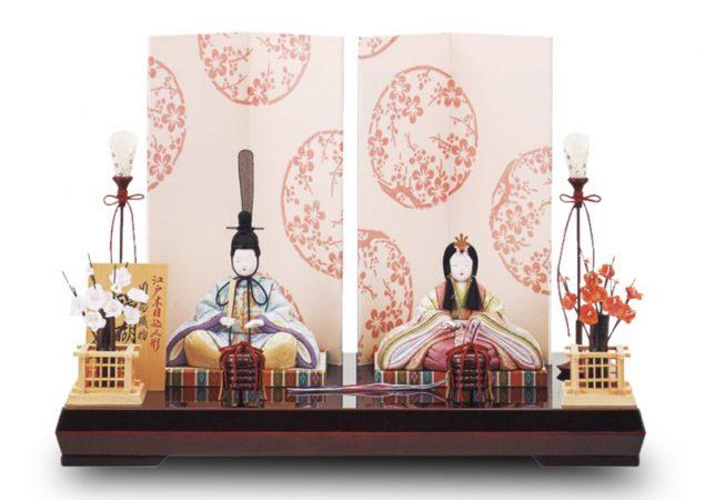 「醍醐雛」親王飾りセット