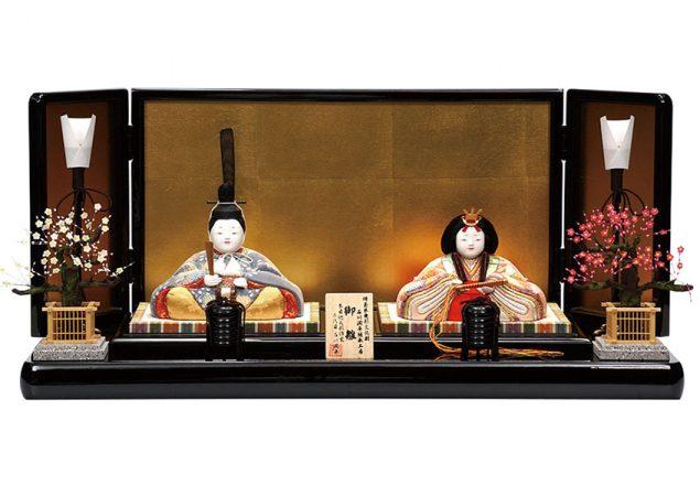 「弥生」親王飾りセット