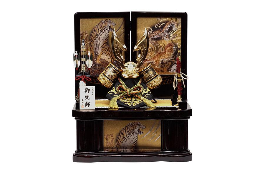 武蔵 彫金 収納式