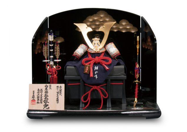 国宝模櫛引八幡宮所蔵 正絹兜