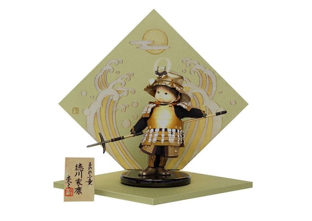 もののふ童 剣舞 徳川家康